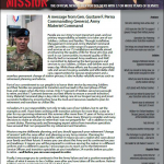 VTC Mentioned - Army Change of Mission Magazine